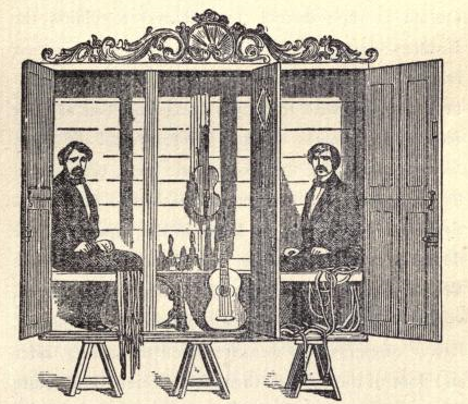 Davenport_brothers_cabinet_sketch